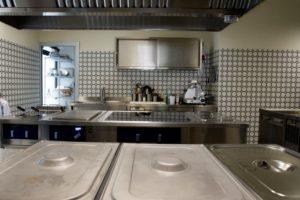 messapi - cucina